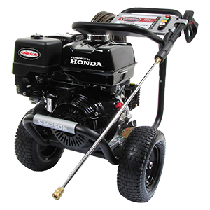 Simpson PS4240-S PowerShot 4200 PSI 4.0 GPM Honda GX390 Engine Best Gas Pressure Washer Review