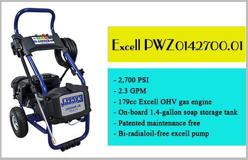 Excell Pressure Washer - PWZ0142700.01