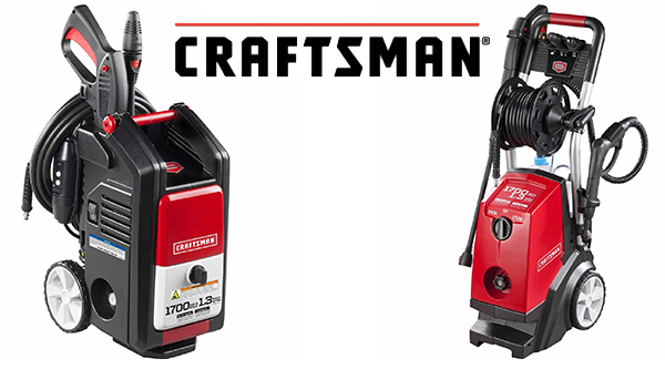 The Craftsman Pressure Washer Review of 2015