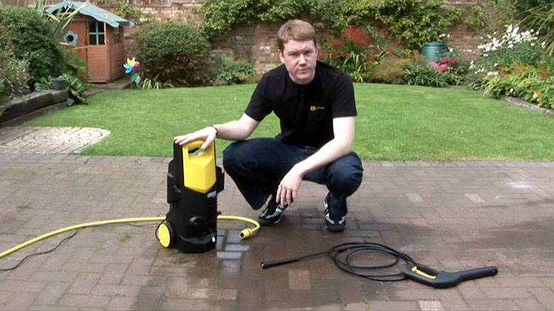 Troubleshooting some basic pressure washer issues