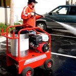 Different Types of Pressure Washers