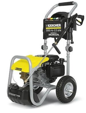 Find The Best Karcher Pressure Washers For the Job!