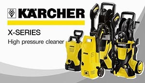 Karcher K 5.540 X-Series Electric Pressure Washer Review