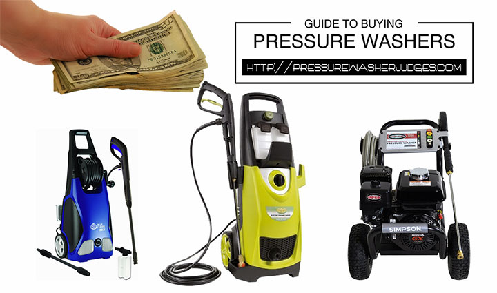 Buying a best power washer