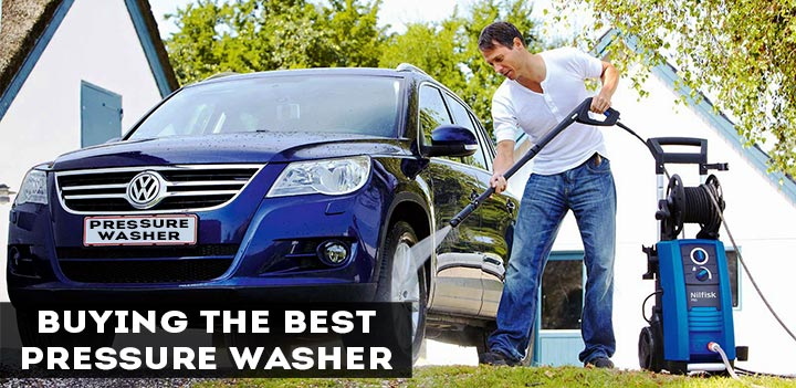 Buying The Best Pressure Washer
