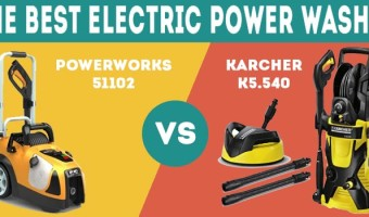 Finding the Best Electric Power Washer