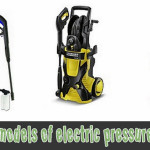 A Look At Some Of The Latest Electric Pressure Washers
