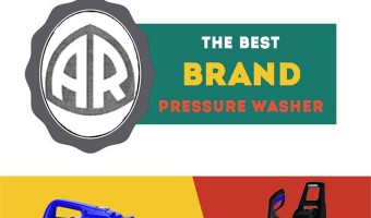 Review of the AR Blue Clean AR118 and AR383 Pressure Washers
