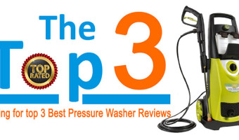 Best Pressure Washer Reviews – Looking for top 3 Best Pressure Washer 2018?