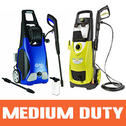 Medium Duty Pressure Washers
