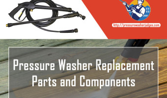 Pressure Washer Replacement Parts and Components