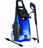 AR Blue Clean AR383 Electric Pressure Washer with Hose Reel Review