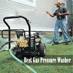 Top 3 Best Gas Pressure Washer Reviews of 2016