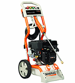 Generac 6024 3,100 PSI 2.7 GPM Best Gas Pressure Washer