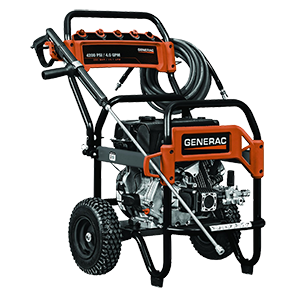 Generac 6565 4,200 PSI 4.0 GPM 420cc OHV Best Gas Pressure Washer Review