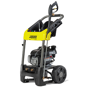 Karcher Performance Series 2700 PSI Gas Pressure Washer with Honda Engine, G2700 DH