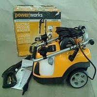 Powerworks 51102 1700 PSI Electric Pressure Washer