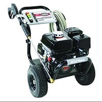 Simpson MSH3125-S MegaShot 3100 PSI 2.5 GPM Honda GCV190 Engine Gas Pressure Washer Review