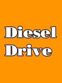 Diesel Drive Pressure Washer