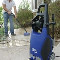 AR Blue Clean AR383 1,900 PSI 1.5 GPM 14 Amp Electric Pressure Washer Review