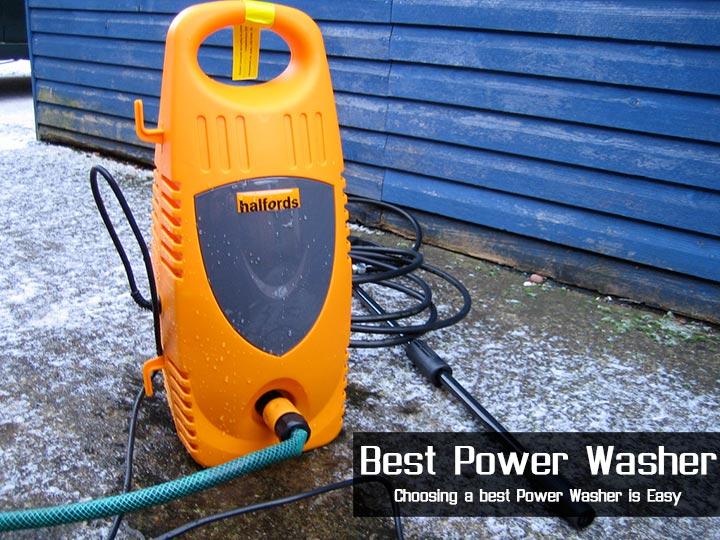 Best Power Washer 2015