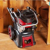 Briggs & Stratton 20593 2.3-GPM 2800-PSI Gas Pressure Washer Review