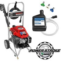 Powerstroke PS80519 2200 psi Gas Pressure Washer Review