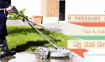Qualities Of The Best Pressure Washer Machine Available Online