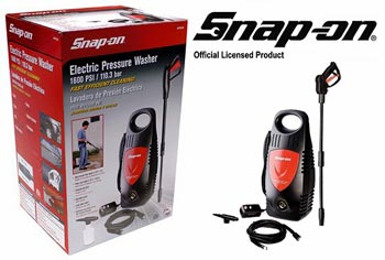 Snap-on 870552 Electric Pressure Washer Review