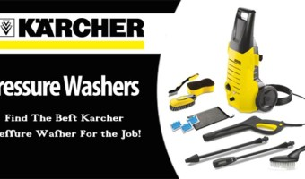 The Best Karcher Pressure Washers