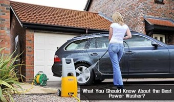 What You Should Know About the Best Power Washer?