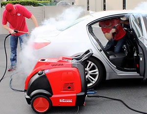 How To Make Cleaning Easy With Steam Pressure Washer Systems