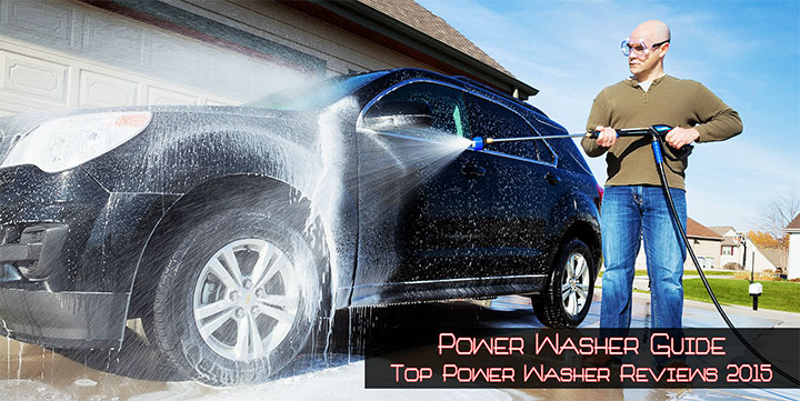 Power Washer Guide - Top Power Washer Reviews 2015