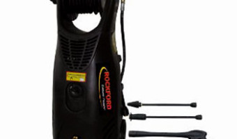 Rockford CPU0207 2,000 PSI 1.6 GPM Electric Pressure Washer Review