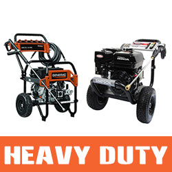 Heavy Duty Pressure Washer