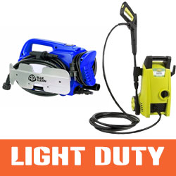 Light Duty Pressure Washer