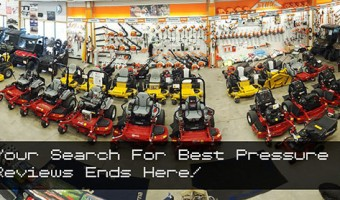 Your Search For Best Pressure Washer Reviews
