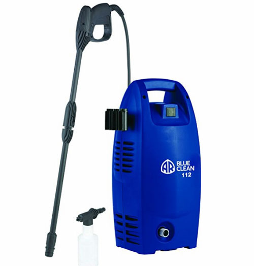 The AR Blue Clean AR112 Electric Pressure Washer