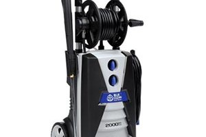 The AR Blue Clean AR390SS Electric Pressure Washer