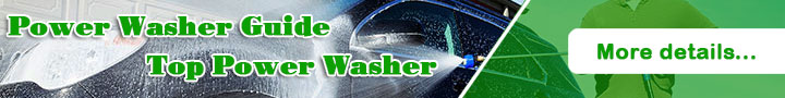 Power Washer Guide – Top Power Washer Reviews
