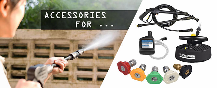 ACCESSORIES FOR BEST PRESSURE WASHER